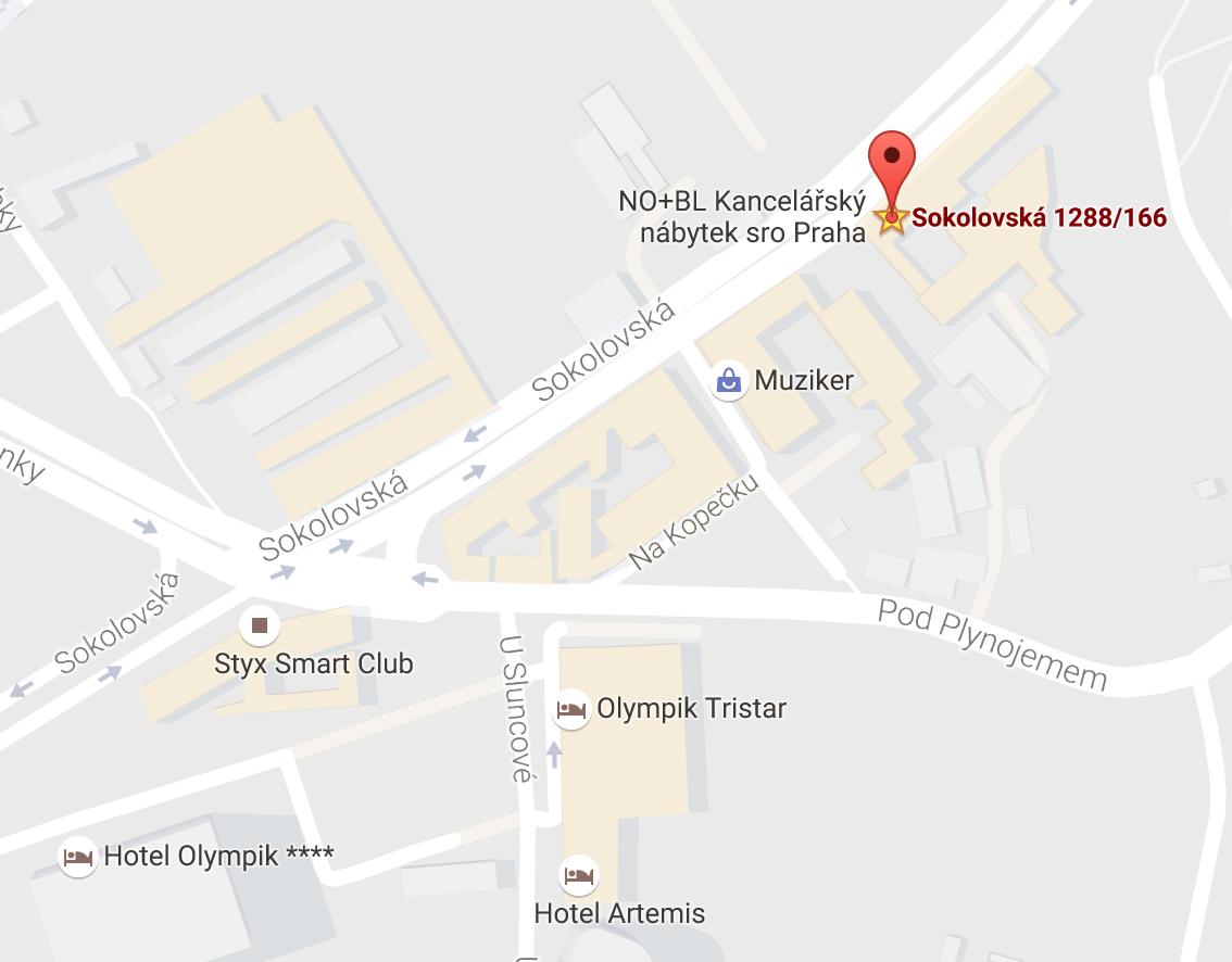 Oprava kancelářských židlí v Praze