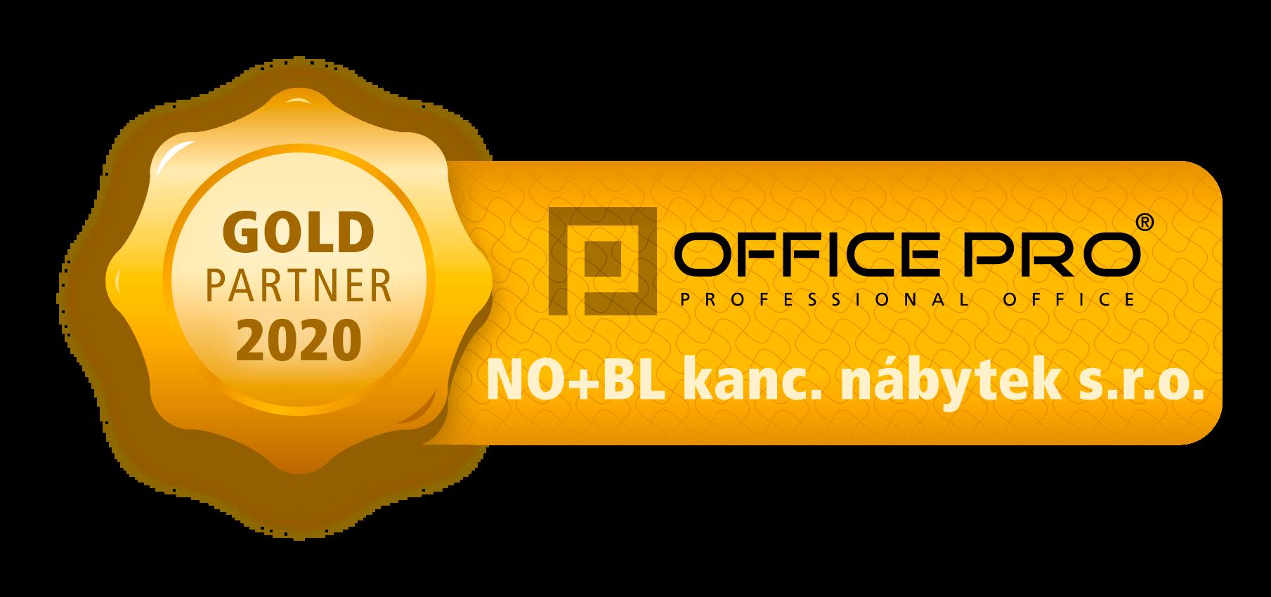 Jsme prodejci kancelářských židlí Office Pro